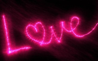 electric-pink-love